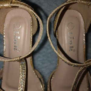 Link Shoes - Little Girls Boutique Fancy Heels Toddler 11
